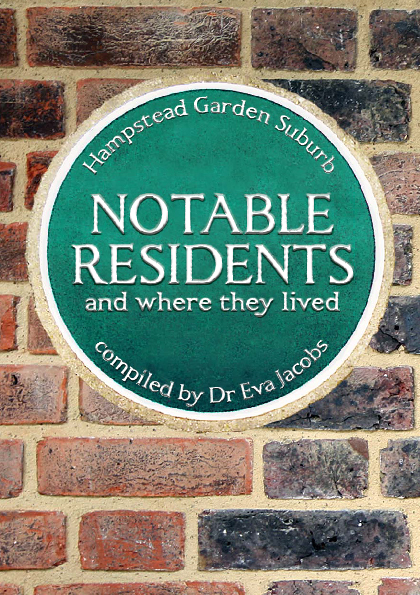 Notable Residents and Where They Lived cover